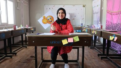 """Photo of """"It will help me to achieve my dream"""": Helping Iraqi girls stay in school"""